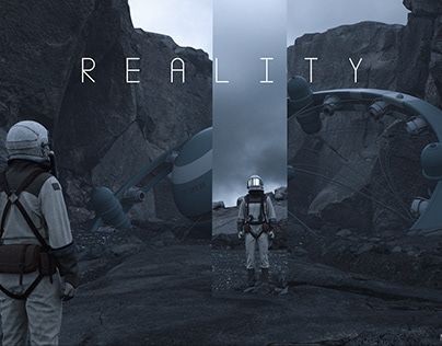 Reality Consept Art 3D