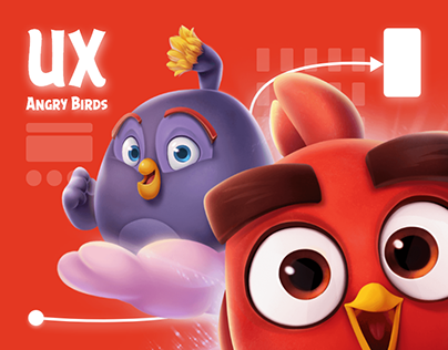 Game UX, Angry Birds Dream Blast