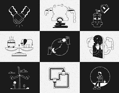 Illustration Collection | Inspire Design Studio
