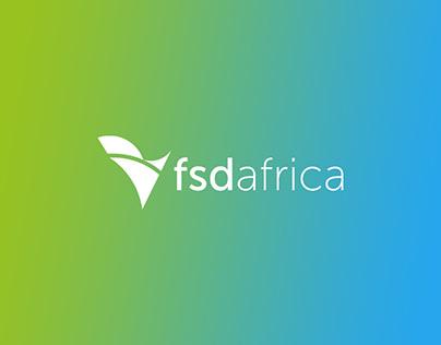 FSD Africa - Rebranding