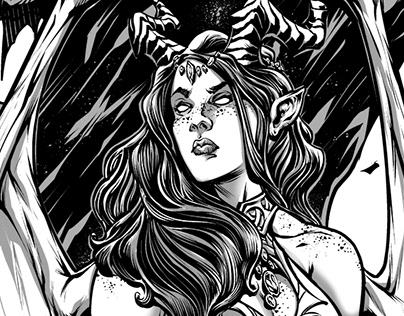 Warlock Queen Aranya