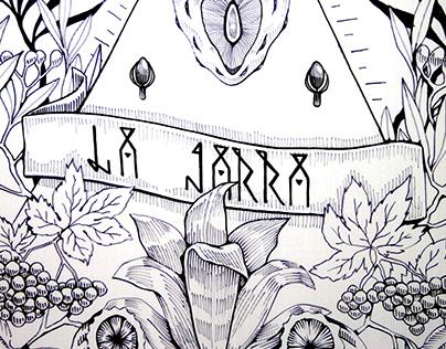 Ilustración para La Jarra
