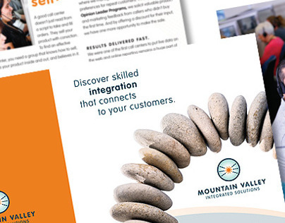 Mountain Valley Integrated Solutions Branding