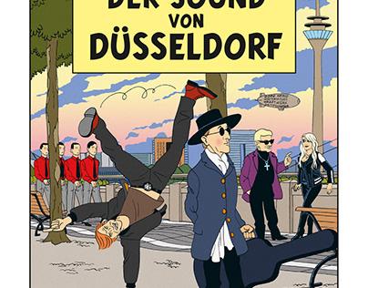 The sound of Düsseldorf