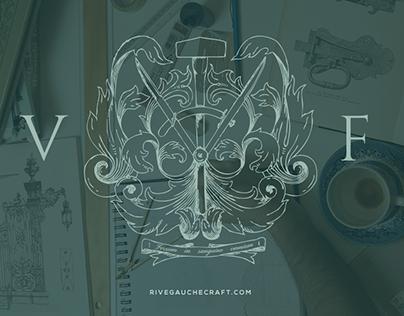 Vinland Forge - Art Direction, Branding & Website