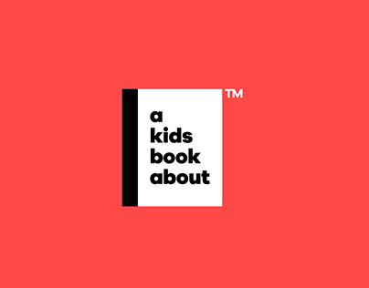 A Kids Book About™ Branding