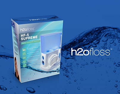 h2ofloss Packaging