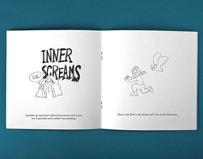 Mini story illustrations