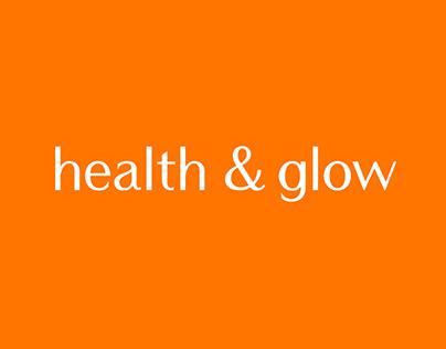 Health & glow OOH Video