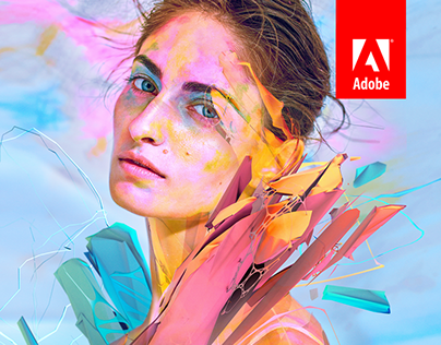 Adobe Photoshop CC 2018 splash screen image