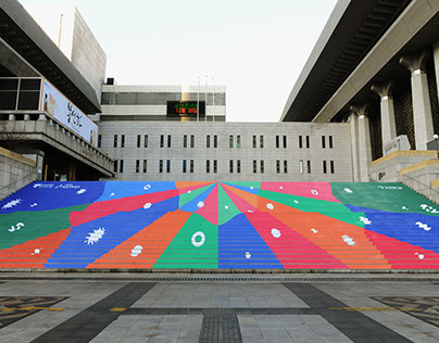 Sejong Art Center New year graphic