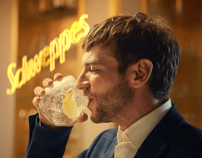 Schweppes - Here's to Character