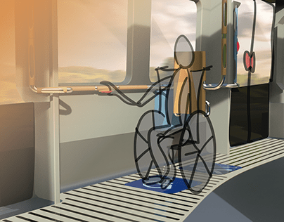 Mejora de accesibilidad en tranvía - Diseño conceptual