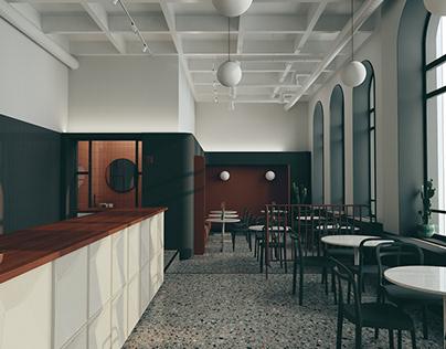 KAFEL cafe