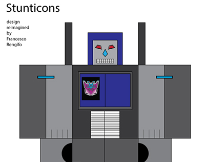 Paper Transformers: Stunticons