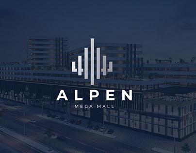 Alpen Mall Branding