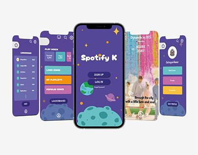 Spotify K
