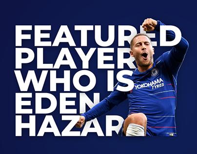 Chelsea F.C. Landing Page
