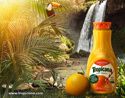Tropicana | Advertising