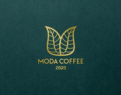 Moda Coffee - Branding