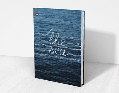 TimeLife The Sea — Layout redesign project