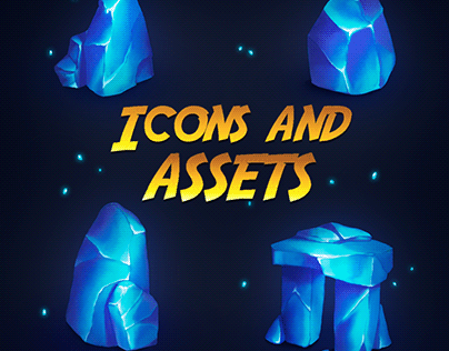 Icons for 2D game