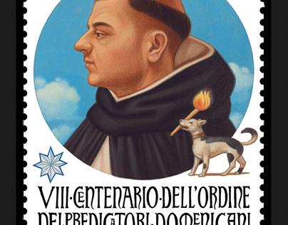 800 anniv foundation Dominican Order