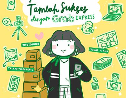 Grab Indonesia - Tambah Sukses dengan Grab Express
