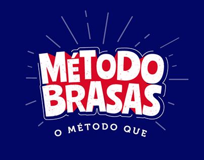 CAMPANHA INSTITUCIONAL BRASAS | O MÉTODO QUE
