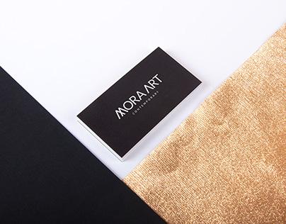 Mora Art - Branding Design