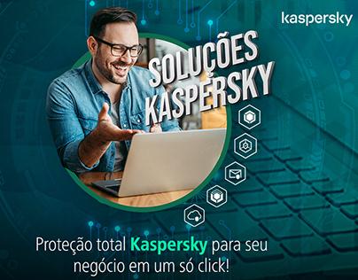 Landing Page Kaspersky