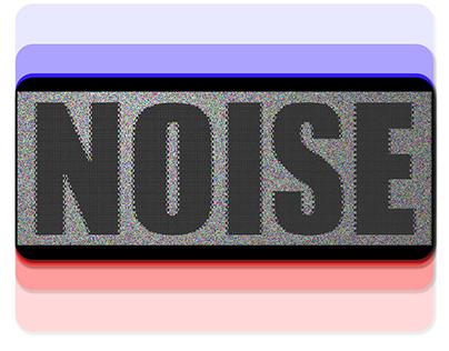 """""""Noise"""" Icon"""