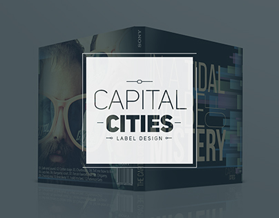 Packaging CD Capital Cities