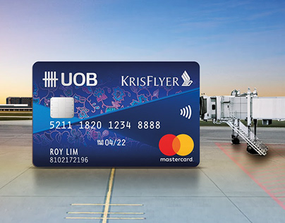 UOB | Krisflyer UOB Debit Card and Account