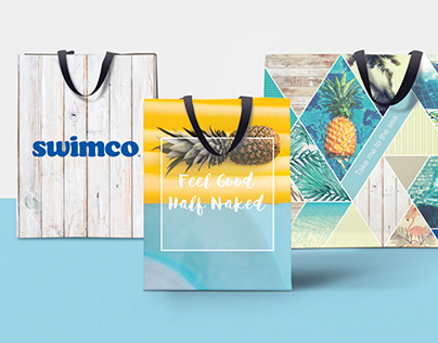 Swimco Shopping Bags