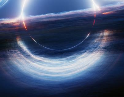 CGI: Black Hole aka Gargantua
