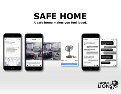 Safe Home - Ikea - Future Lions