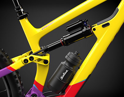 SALSA CYCLES - Blackthorn and Cassidy