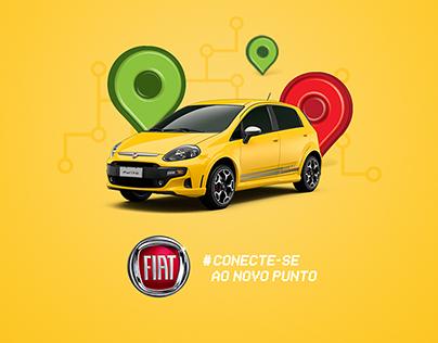 Promocional Novo Fiat Punto