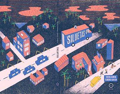 Libro Álbum - Siluetas
