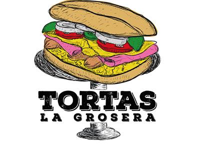 TORTAS LA GROSERA