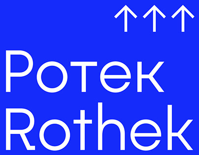 Rothek: Geometric & Charismatic Sans Serif