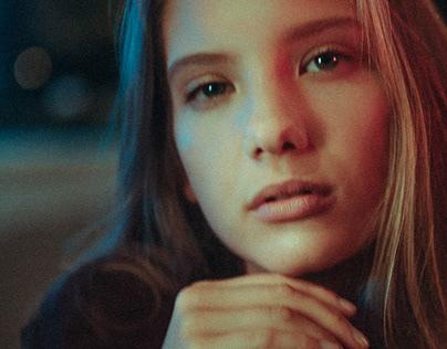 Night Portrait|Marketa