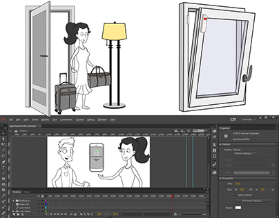 Marketing Research Animation