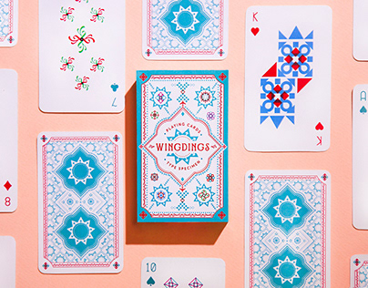 Wingdings Playing Cards