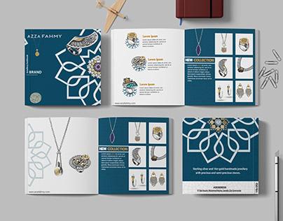 Jewelry Catalogues for AZZA FAHMY