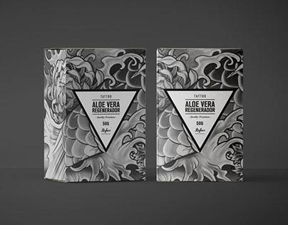 Tattoo Packaging Design