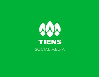 Tiens - Social Media