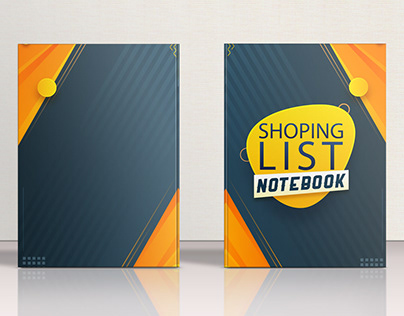 Shoping List Notebook