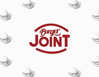 Burger Joint Branding
